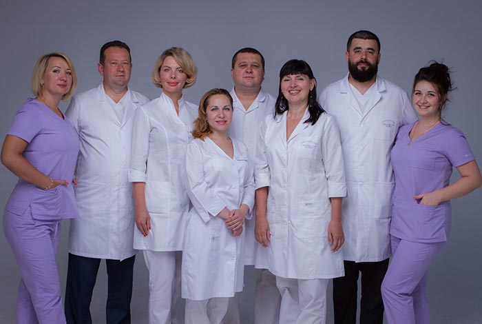Specialists of infinity clinic
