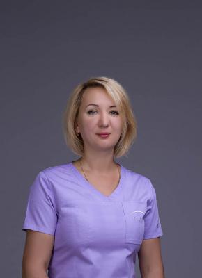 Irina Grechanaya M.D.