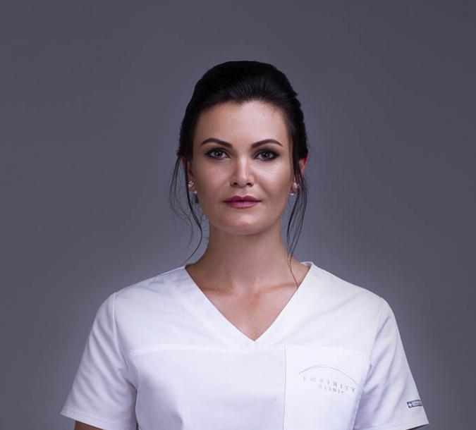Oksana Galetka M.D.