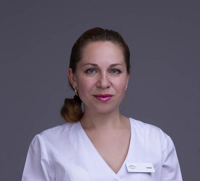 Antonina Shmigelskaya M.D.